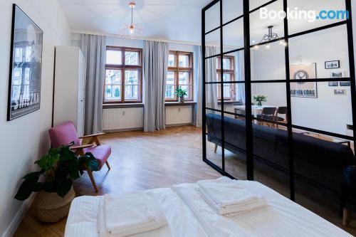 Amplio apartamento en Jelenia Góra. ¡Perfecto!