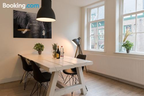 Two bedroom place. Midtown, wifi