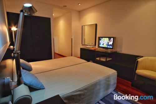 Apartamento de una habitación con calefacción y conexión a internet.