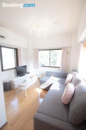 Cómodo apartamento en Fukuoka. Perfecto para grupos.