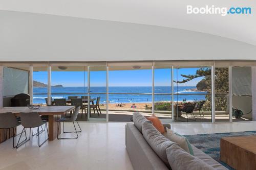 Apartamento con terraza perfecto para familias
