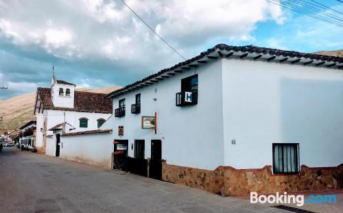 Place with wifi in Villa de Leyva.