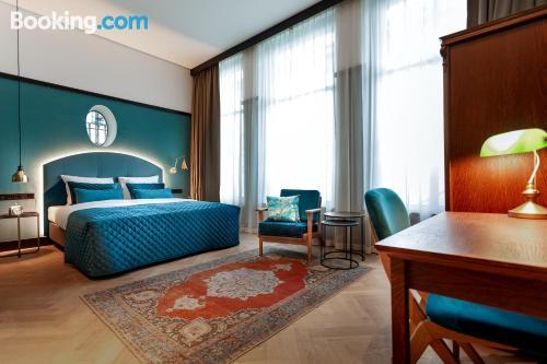 Appartamento a Amsterdam. Nel midtown
