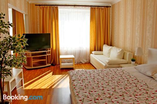 Cómodo apartamento en Minsk