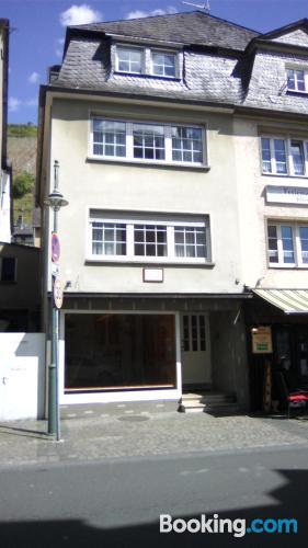 Apartamento en Zell an der Mosel. ¡Ideal para cinco o más!