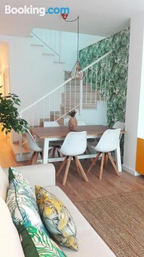 100m2 de apartamento perfecto para familias