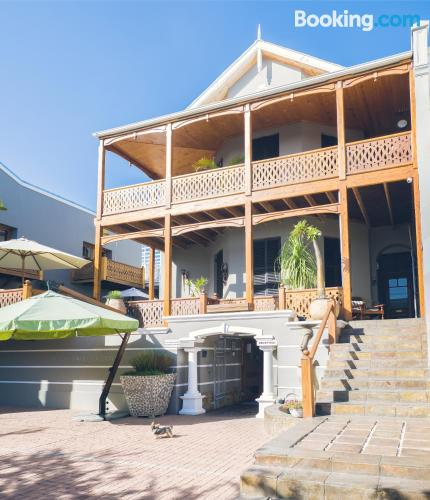 Apartamento con piscina en Ciudad del Cabo