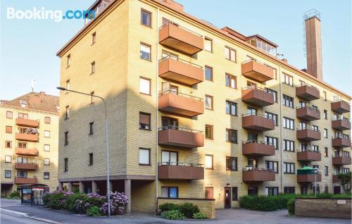 Apartamento en Karlskrona con wifi.