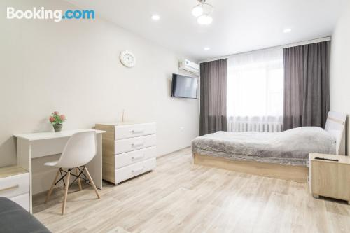 Little apartment. Great!