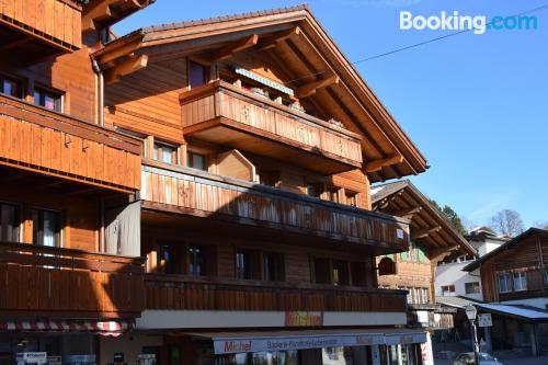 Apartamento en Adelboden. Apto para familias