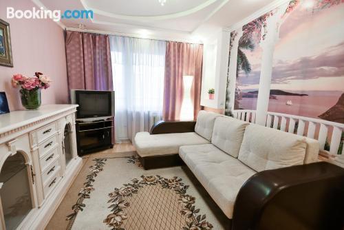 Apartamento en Soligorsk con wifi
