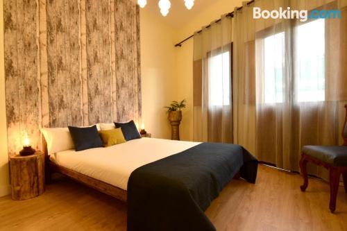 Apartamento práctico en Gáldar para parejas.