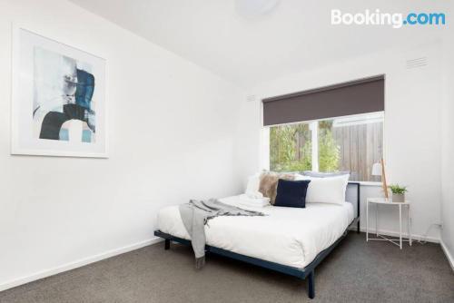 Apartamento con conexión a internet en Melbourne.