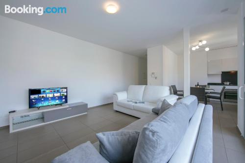 Apartment with internet. Lugano from your window!