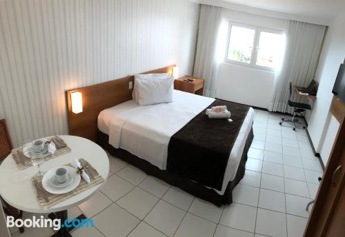 Apartment with internet. Enjoy your swimming pool in Natal!