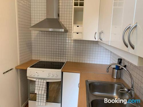Apartamento perfecto en Solna.