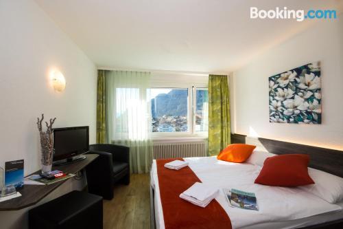 Interlaken apartment with terrace