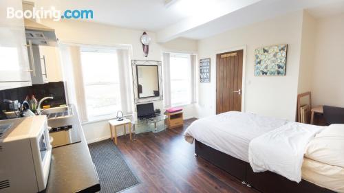 Apartamento acogedor con terraza