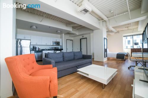 Apartment in Los Angeles. Be cool, there\s air-con!