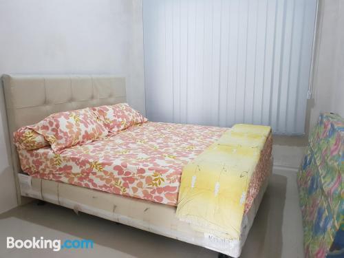 Ideal, tres habitaciones en Batu