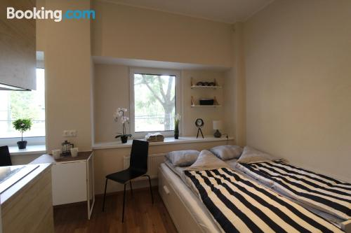 Ideal apartamento de una habitación en Tallinn.