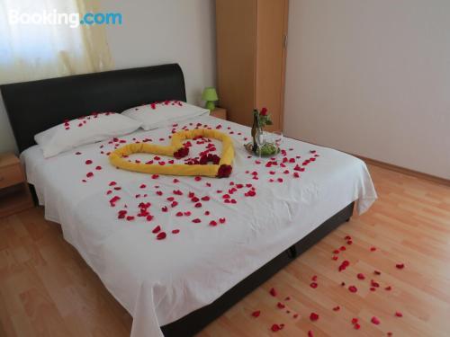Apartamento con terraza ideal parejas