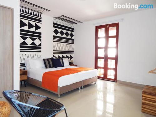 Apartamento cuco en Cartagena de Indias para parejas.