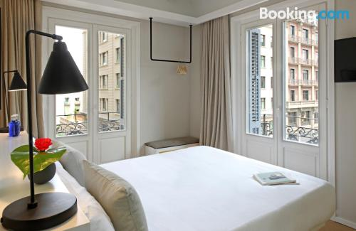 Place for two. Barcelona experience!