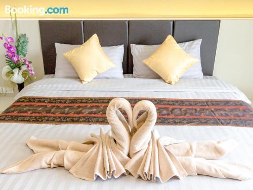 Apartamento para parejas. ¡Conexión a internet!