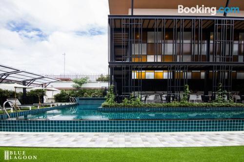 Acogedor apartamento parejas en Chiang Rai.