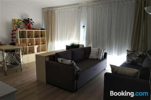 Experience in Barcelona. 45m2.