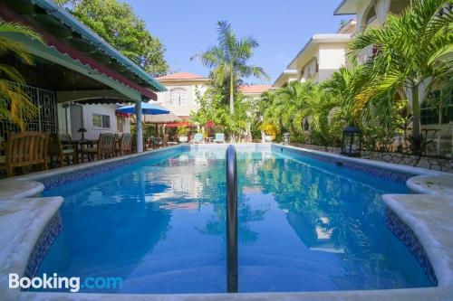 Home for 2 in Negril with terrace