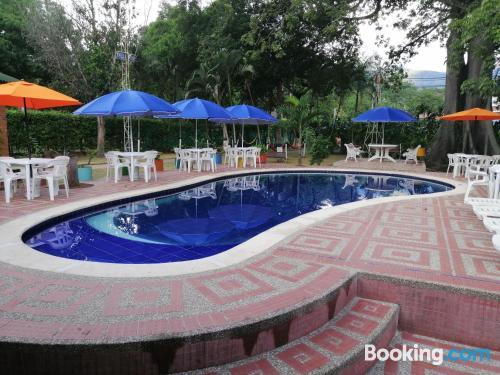 1 bedroom apartment place in Santa Fe de Antioquia. Wifi!.