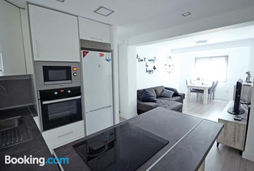 Apartamento perfecto ¡Con vistas!
