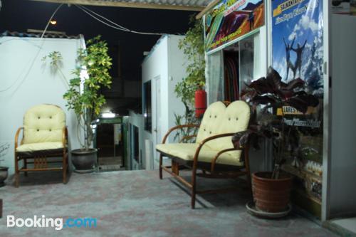Apartamento para viajeros independientes en Paracas