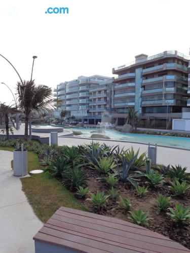 140m2 apartment in Cabo Frio. Perfect for families