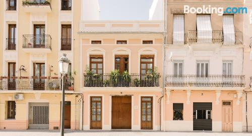 Apartment in Valencia for two