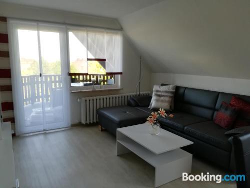 Apartamento de 60m2 en Wienrode ¡Con terraza!