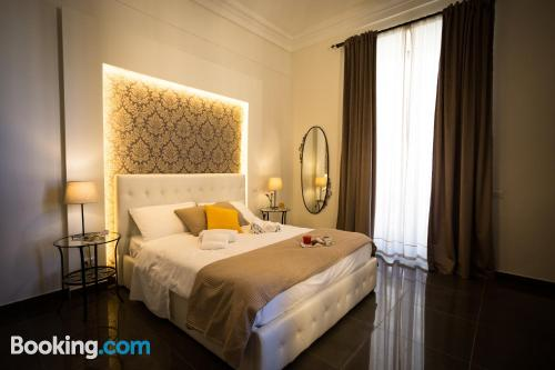Place for couples in Naples with heating and wifi
