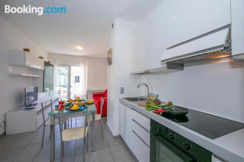 Apartamento en Lugano. Pet friendly