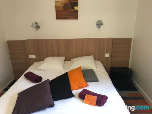 Apartamento bien ubicado con terraza y wifi