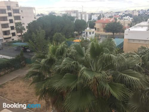 Apartment with air in Limassol.