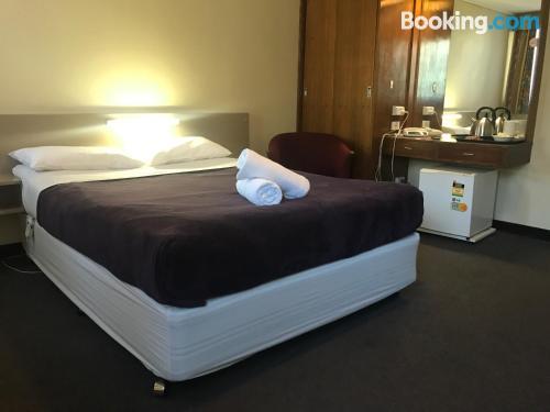 Apartamento para parejas en Hobart. ¡Wifi!
