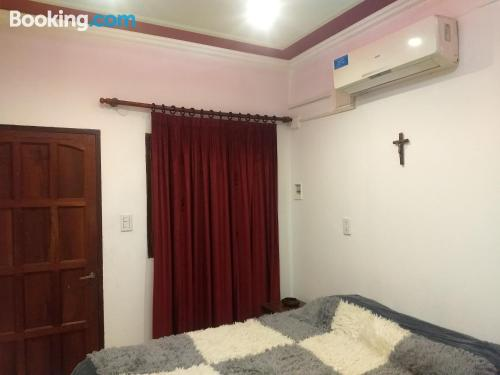 Apartment with air-con in Salta.