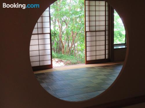 Stay cool: air home in Kamakura with terrace