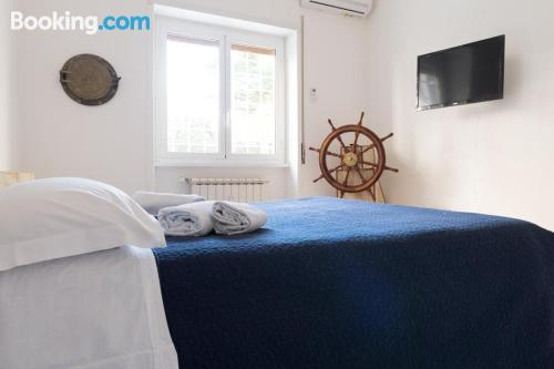 Home in Lido Di Ostia with wifi and terrace.