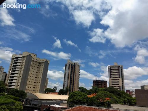 City-center apartment in Foz do Iguaçu.