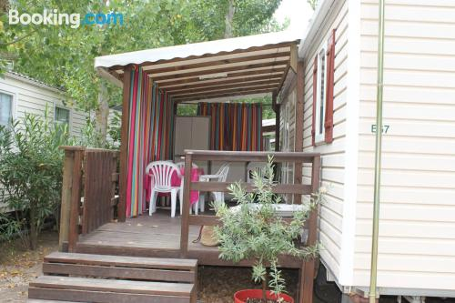 Pets allowed with terrace!.