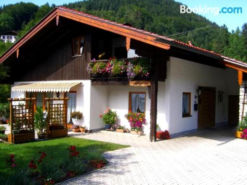 Apartment with terrace in Berchtesgaden.