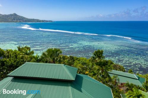 Home for 2 people in Takamaka with terrace